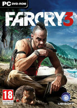 Far Cry 3 Standard Edition EU CD Key PC Game SCAN