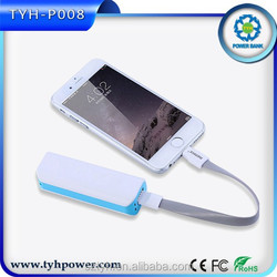 ultra thin Power Banks 2000 , 2200, 2600mAh mobile power supply for ipad