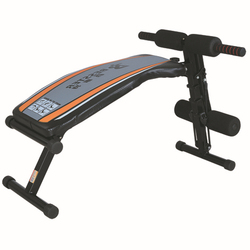 classic mini sit up bench exercise equipment