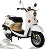48V adult electric scooter powerful lead acid battery charging electrc scooter with pedals for sale