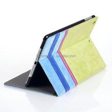 Hard cover for ipad,Embroidery fabric for ipad mini cover custom embroidery design cover for ipad mini
