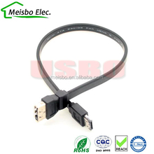 Power over eSATA extension cable eSATAp extension cable