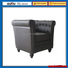 Y-5997 Modern Living Room Furniture Wooden Chair Tub Chair