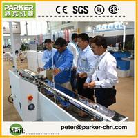 insulating glass processing machine butyl extruder machine -- PARKER