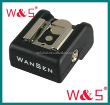 Wansen Hot Shoe Adapter For Sony Nex 3/5 Series camera or Flash