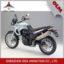 Newest Design High Quality 1:12 unique 100cc motorcycle model