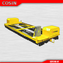 Cosin slipform pavers for Concrete Road