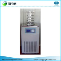 TOPT-18A Food, vegetable and fruit Vacuum Freeze Dryer supplier