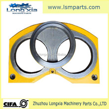 Cifa S8 stationary concrete pump spare parts in constructon machinery
