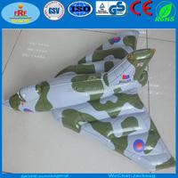 Inflatable Avro Vulcan Airplane, Inflatable Vulcan Plane