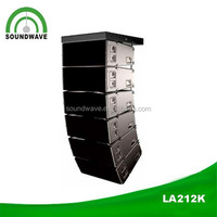 professional sound line array LA212K