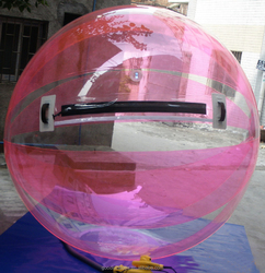human hamster water balls glitter basketball led water ball ,water ball