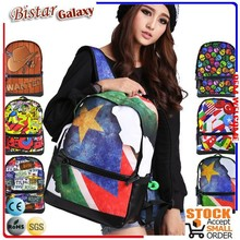 New product fashion college student bag travel backpack for teenager BBP126
