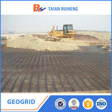 Geogrid Type And Plastic HDPE Material Gravel Grid