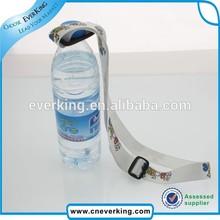 hand free custom water bottle holder neck lanyard strap
