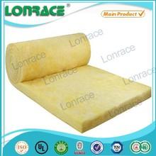 Good Service Improve Indoor Air Quality Double Side Aluminium Foil Fiber Glass Wool Blanket