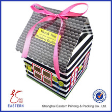 House Shape Box For Cupcake
