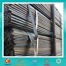 Carbon black pipe steel china