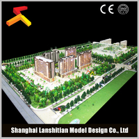 architectural model for sale physical model builder in Shanghai