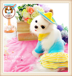 Pet clothingomfortable cotton wool for autumn winter small bunny suit Cat dog pet Costumes