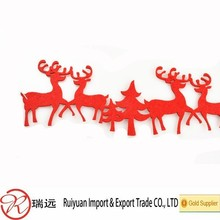Wholesale Alibaba fashionable felt Christmas tree ornament