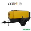 7bar industrial portable compressor for drilling