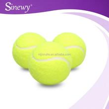 Cheap bulk custom printed tennis ball factory price as seen on tv 2015