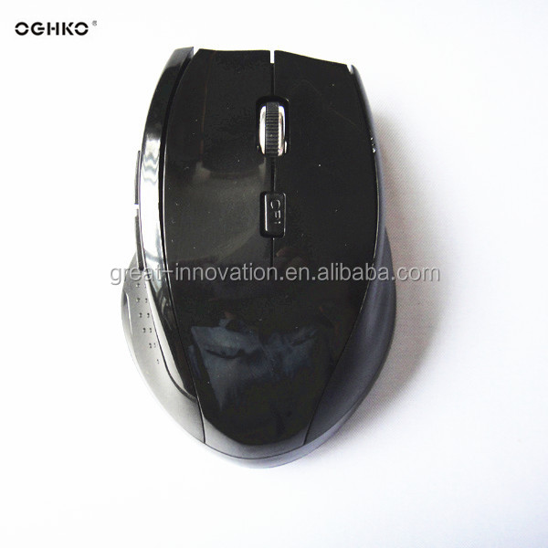 High Resolution Optical 2.4Ghz Wireless Mouse