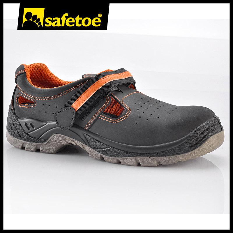 China baratos zapatos de seguridad acero l 7009 sandalias - Zapatos de seguridad baratos ...