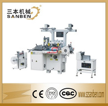 2015 New (SBM-320) 1-head Automatic Label Die Cutting Machine Flatbed Sticker Die Cutting and Creasing Machine for Label & Paper