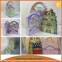 birthday goodie bag, birthday paper bag wholesaler