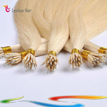 2013 AAAAA Top Quality Hair Beauty Nano Ring Wholesale Hair Extensions Los Angeles