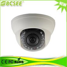 China supplier HD 960P AHD cctv dvr indoor vandalproof dome security camera