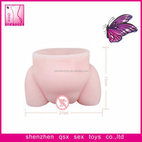 adult toy sex silicone vagina sex toy sex toy rubber pussy for men QSX-3D