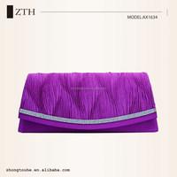 15 ladies fashion rhinestone satin evening party clutch bag