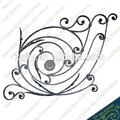 Decorativos de hombre- hecho de hierro forjado componentes electrónicos para la cerca/puerta/puerta/escaleras/ventanas