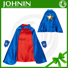 pretty decorative Week Childs Super Hero hot selling funny top quality no woven cape