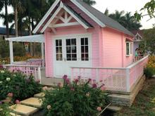 2015 popurlar Modern Styles Wooden Villa/Prefabricated House Frame/Light Steel Villa