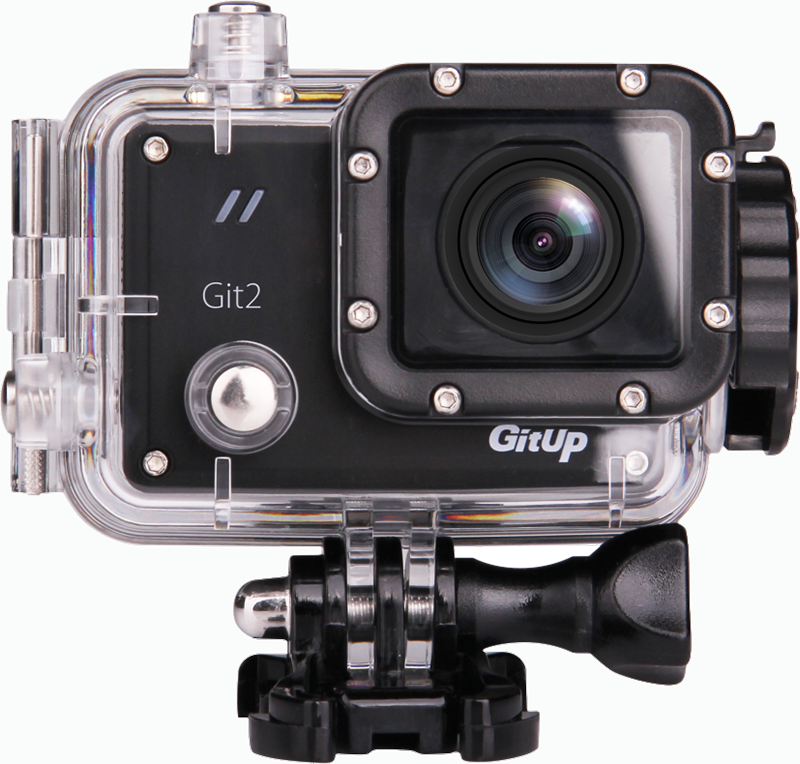 Gitup Git2 Pro Novatek 96660 Full HD 1080P Helemet Action Cam WiFi Sports Camera 2K