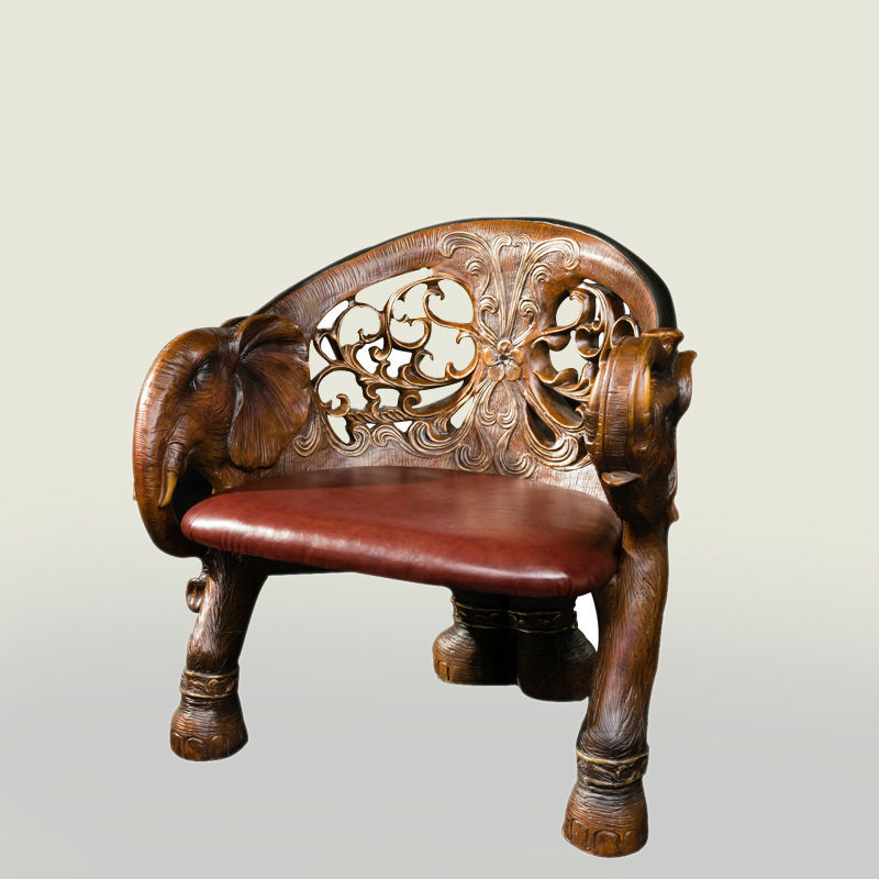 living room table and chair hand carved elephant polyresin furniture chair buy furniture chair. Black Bedroom Furniture Sets. Home Design Ideas