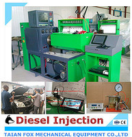 F-300A Multi-purpose CRIN CRIN1 CRIN2 Common rail injector pump test bench