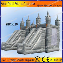 New design discount inflatable jumping combo