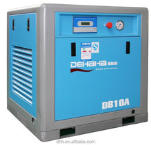 rotary air compressor (German part) with CE