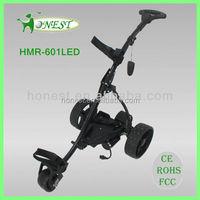 2015 Hot Sale Electric Brake System Reomte Control Golf Car Golf Trolley Golf Buggy (HMR-601LED)