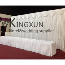 Factory Price Wedding Backdrop Curtains (Professional factory)