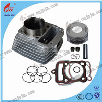Chinese motorcycle parts cylinder block comp factory CG200YX cylinder block comp for engine