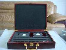 2014 New design mini golf bag pen set , high quality