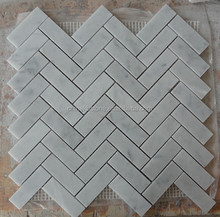 2015 new Java Tan and White Pebble Tile Border 1 piece