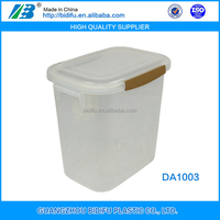 Transparent custom plastic storage box Storage plastic box mould