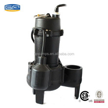 Cast Iron Effluent Pumps with CSA certification - electric submersible pump